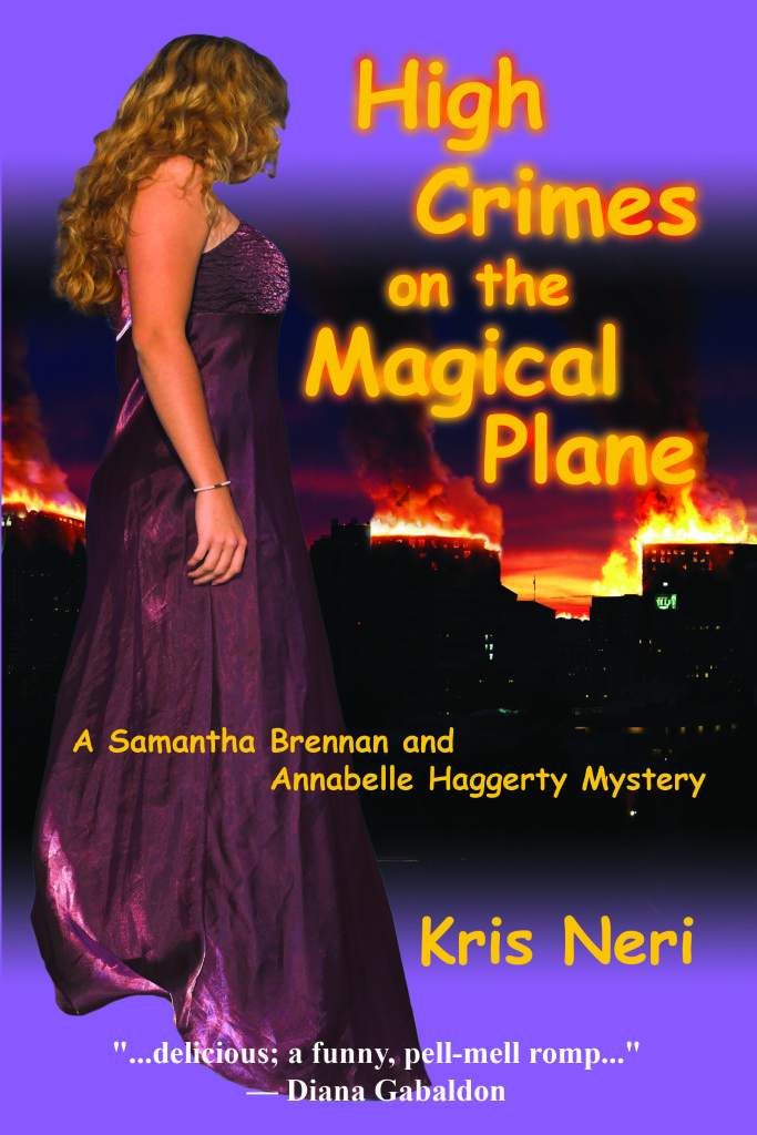 High Crimes on the Magical Plane
